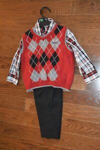 Boy's Dress Suit - Size 3