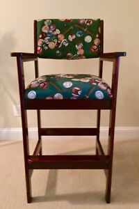 Solid cherry wood chairs Kingston Kingston Area image 1