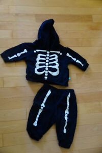Halloween Outfits - Size 3-6 Months