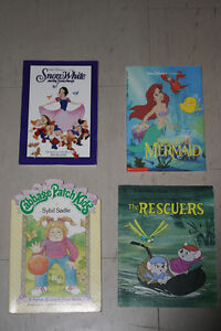 4 children's books