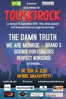 Festival de musique avec The damn truth