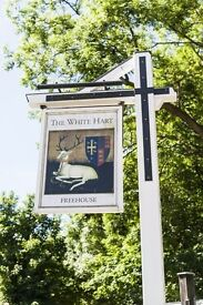 Chef de Partie - The White Hart in Chipstead