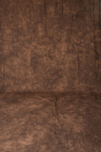Light Brown hand painted Muslin backdrop 10x20ft