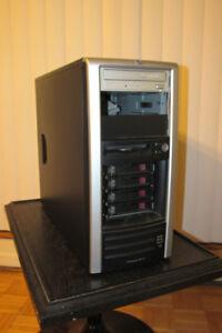 HP ProLiant ML110 G2 Server, P4 3.2GHz, 3GB ECC RAM, NO HDD