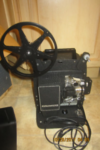 Vintage Bell & Howell Autoload Model 256 8MM Movie Projector