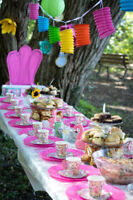 Party decorations-Alice in wonderland