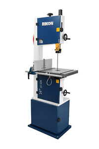 RIKON 10-326  14-inch DELUXE BAND SAW-ONLY 5 MONTHS OLD