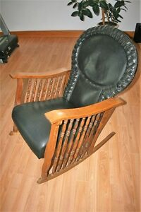 1900's rocking chair
