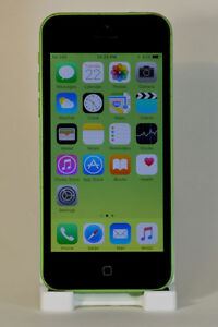 Green 8gb iPhone 5c on Rogers