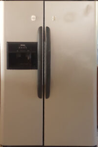 Kenmore Stainless Fridge and dryer