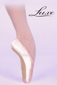 Pointe shoes Gaynor Minden Luxe!!!
