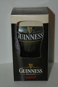 Gift Boxed Guiness Glasses