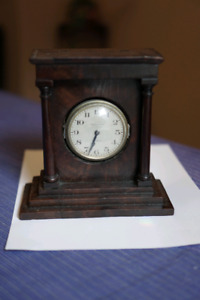 Antique Waltham mantel clock