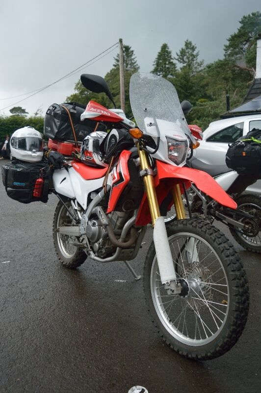 Honda CRF250L with all accessories for adventure | in Huntly ...