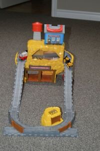 Lots of Thomas the Train Toys - Track Sets, Trains and Trailers