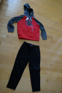 Children's Place - Spiderman Hoodie and Pants - New with Tags