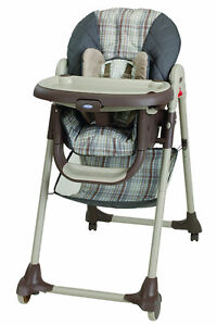 50% OFF!  Graco Cozy Dinette Chadwick High Chair
