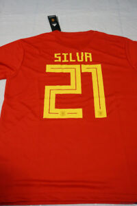 SPAIN 2018 Soccer Jerseys! Best Quality! BRAND NEW WITH TAGS!
