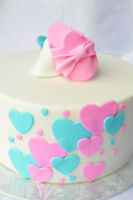 PERFECT CAKES, SUGAR COOKIES, AND MACARONS!