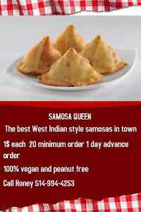 SAMOSA QUEEN West Island Greater Montréal image 1