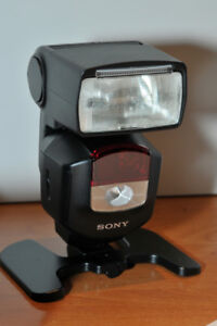 MINT Sony Alpha HVL-F43M Flash ideal for A77ii / A77 / A65