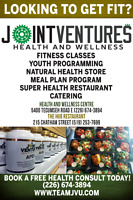 Free health consult/ personal training