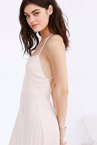 Urban Outfitter slip back dress
