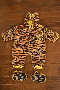 Tiger Halloween Costume - Size 18-24 Months Kawartha Lakes Peterborough Area image 2