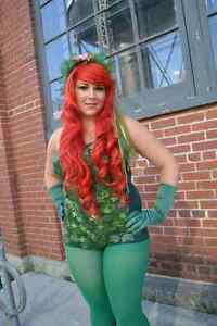 Poison ivy costume  45 or best offer