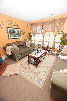 Bright, spacious 2 bedroom Banff apartment for rent - Oct 1