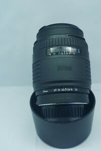 Sigma UC Zoom 70-210 mm f/ 4-5.6 AF Lens, Sony A mount, as new