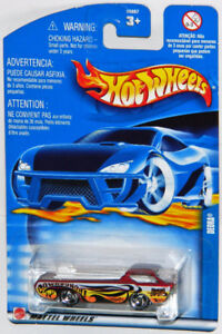 Hot Wheels 1/64 Deora Kamueia's Surf Safari Diecast Car Red