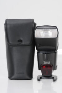 Flash Canon Professionelle Speedlite 580EX