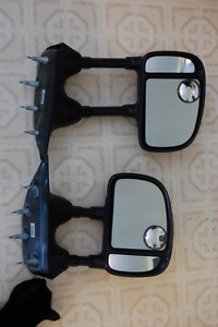 Ford TelescopicTowing Mirrors