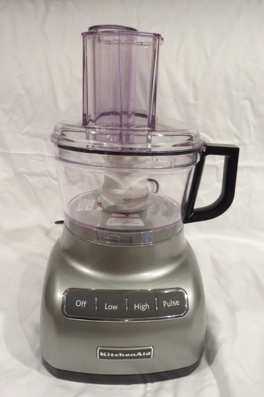 Kitchen Aid Food Processor | Processors, Blenders & Juicers | City on severin food processor, oster food processor, vegetable food processor, shop food processor, aroma food processor, a food processor, breville food processor, cuisinart food processor, kenwood food processor, chef's mark food processor, whole food processor, kidsline food processor, commercial food processor, ninja food processor, best food processor, small food processor, mini food processor, frigidaire food processor, ice cream food processor, black and decker food processor,