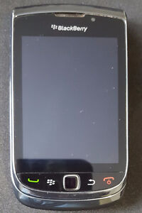 Cell Phone Black Berry 9800