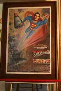 Superman IV movie poster (8480)