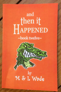 AND THEN IT HAPPENED book 12 - $5