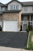 Modern Clean 3 Bdrm/2Bath Townhouse w/ Finished Basement & Firep