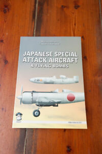 Japanese Special Attack Aircraft and Flying Bombs by Ishiguro