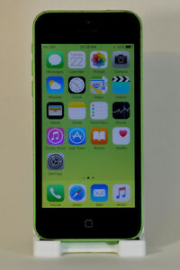 16gb green iPhone 5c on Rogers