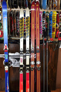 Looking for old skis or snowboards