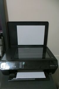 Hp Printer and Scanner with 3 new cartridges of ink London Ontario image 3
