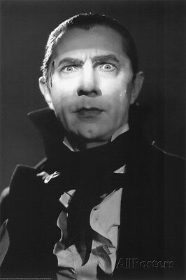 Mark of the Vampire - Dracula (Bela Lugosi) Poster Print, 24x36
