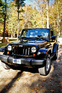 2009 Jeep Wrangler Rocky Mountain