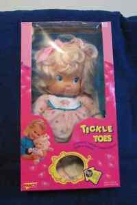 Tickle Toes Doll
