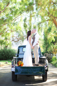 >> WEDDING photo prop for your big day! 1938 Chevy Rat Rod << Peterborough Peterborough Area image 1