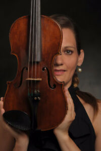 Professional Violinist for Special Events