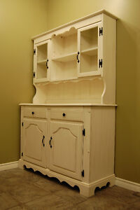 FURNITURE/ hutches, dressers, any cabinets / refinishing