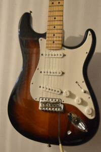 US made strat for sale